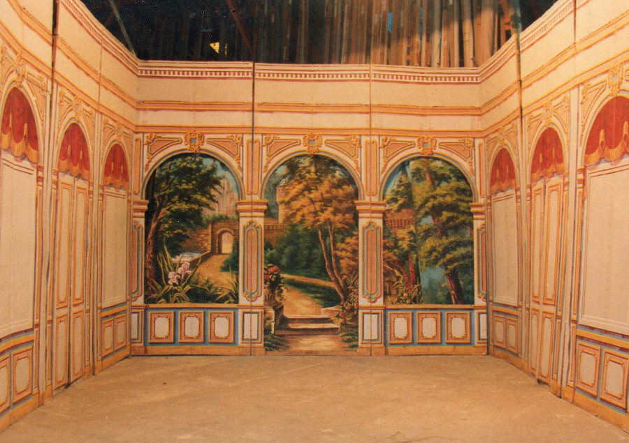 Theatre St Paul Du Bois - Costumes et Thé u00e2tre Saint Paul du Bois DÉCORS Collection