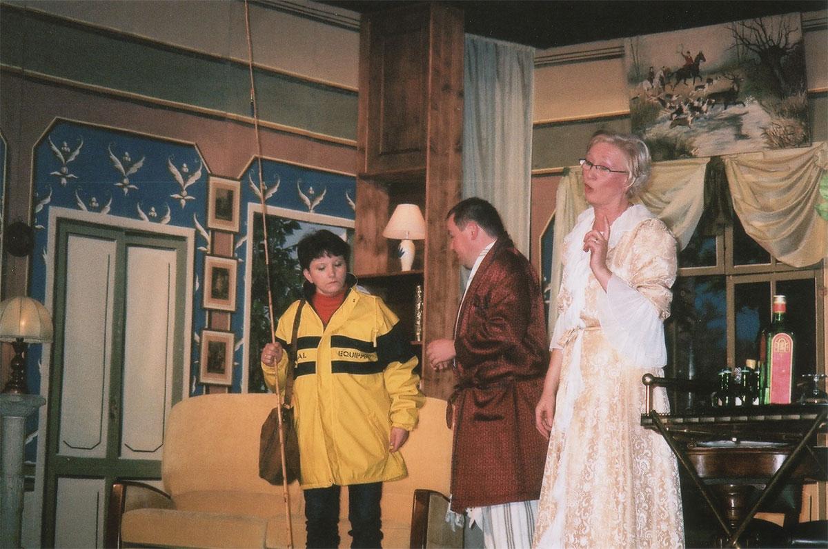 Theatre St Paul Du Bois - Costumes et Thé u00e2tre Saint Paul du Bois THÉ u00c2TRE Comédie