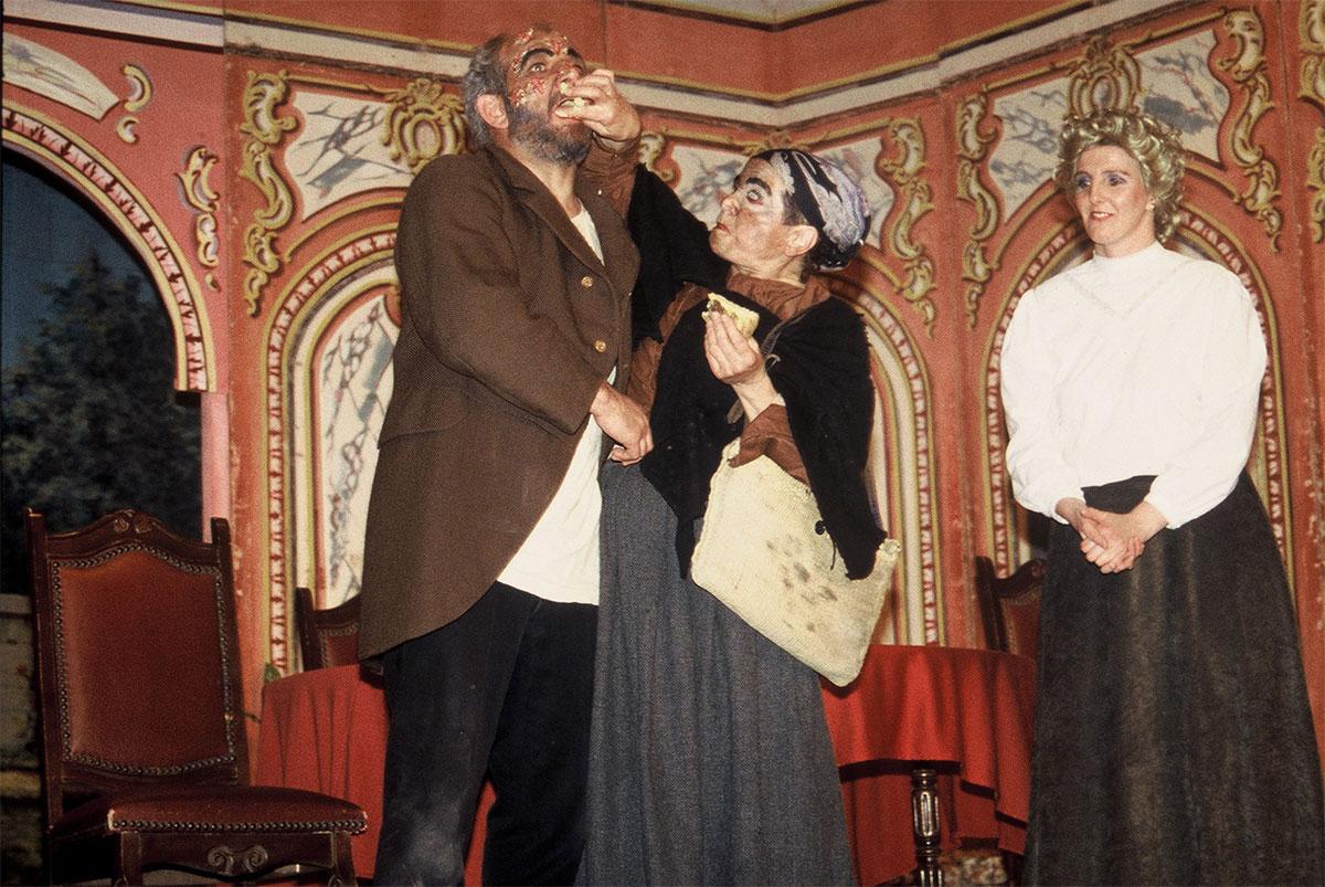 Theatre St Paul Du Bois - Costumes et Thé u00e2tre Saint Paul du Bois THÉ u00c2TRE Mélodrame