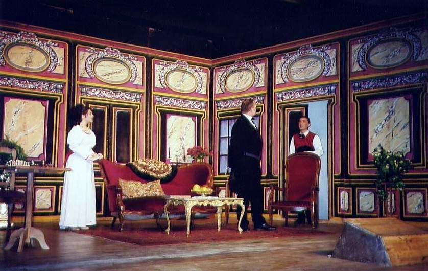 Theatre St Paul Du Bois - Costumes et Thé u00e2tre Saint Paul du Bois THÉ u00c2TRE Aventures