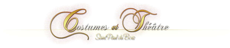 Costumes et Théâtre Saint Paul du Bois